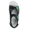 Chlapecké sandály ve sportovním stylu mini-b, modrá, 461-9607 - 17