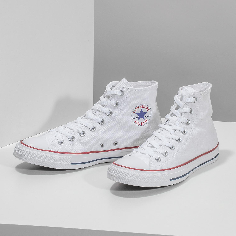 Converse Klasické pánské bílé tenisky - Muži  208ea9118c