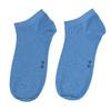Světle modré kotníkové ponožky bata, modrá, 919-9804 - 16