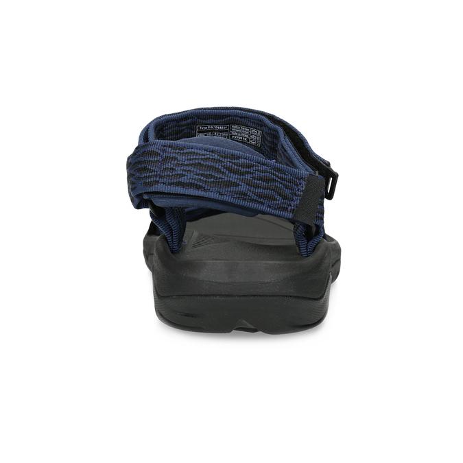 Pánské sandály v Outdoor stylu teva, modrá, 869-9236 - 15