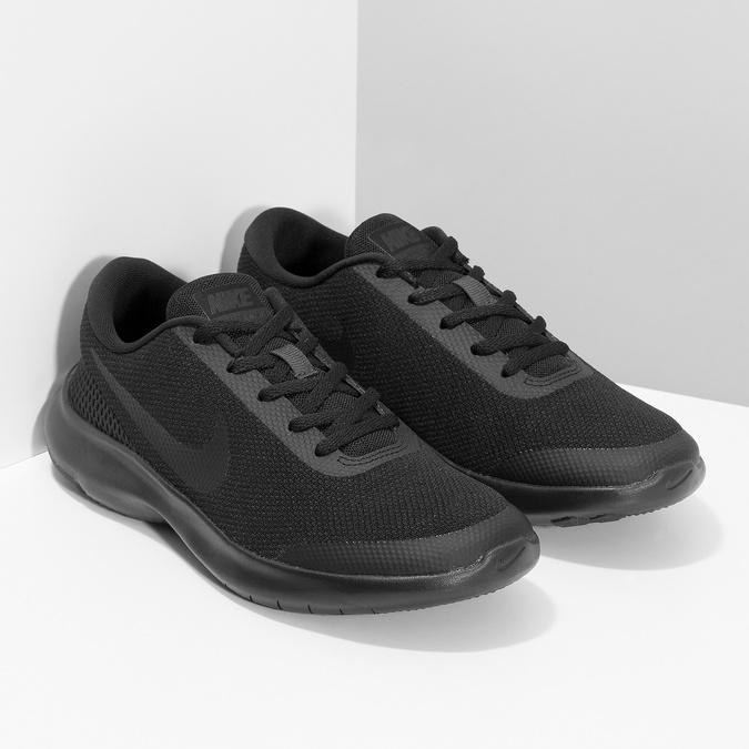Černé dámské tenisky ve sportovním stylu nike, černá, 509-6850 - 26
