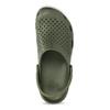 Pánské sandály typu Clogs khaki coqui, khaki, 872-7656 - 17