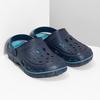 Modré dětské sandály typu Clogs coqui, modrá, 372-9656 - 26