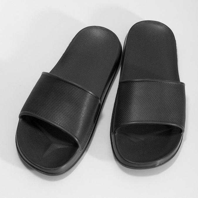 Tmavě šedé pánské nazouváky coqui, šedá, 872-2658 - 16