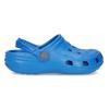 Modré dětské sandály s žabičkou coqui, modrá, 372-9655 - 19