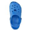 Modré dětské sandály s žabičkou coqui, modrá, 372-9655 - 17