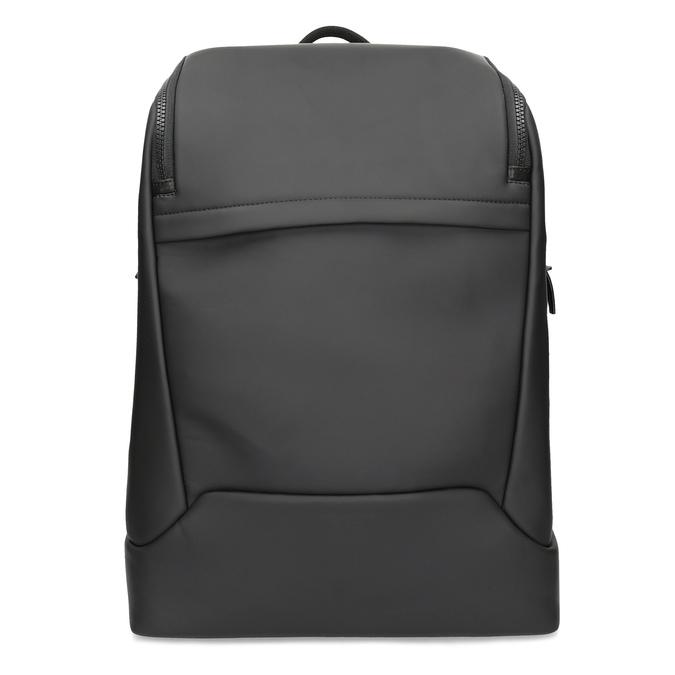 Minimalistický černý batoh vagabond, černá, 961-6049 - 26