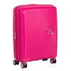 Růžový skořepinový kufr american-tourister, růžová, 960-5615 - 13