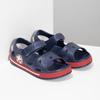 Dětké tmavě modré sandály coqui, modrá, 372-9658 - 26