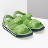 Dětské zelené sandály chlapecké coqui, zelená, 372-7658 - 26