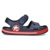 Dětké tmavě modré sandály coqui, modrá, 372-9658 - 19