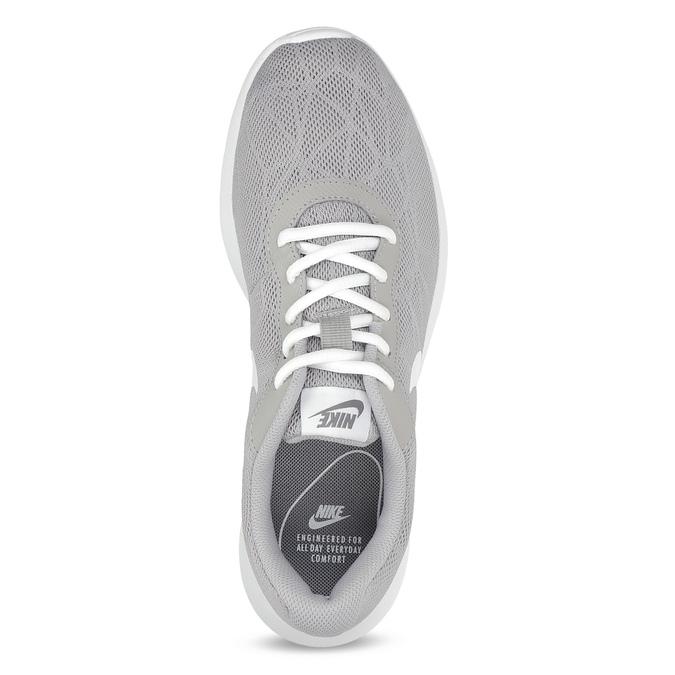 Dámské šedé tenisky nike, šedá, 509-2105 - 17