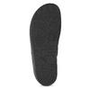 Pánská domácí obuv bata, šedá, 879-2610 - 18