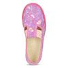 Dětské růžové přezůvky se vzorem bata, růžová, 379-5218 - 17