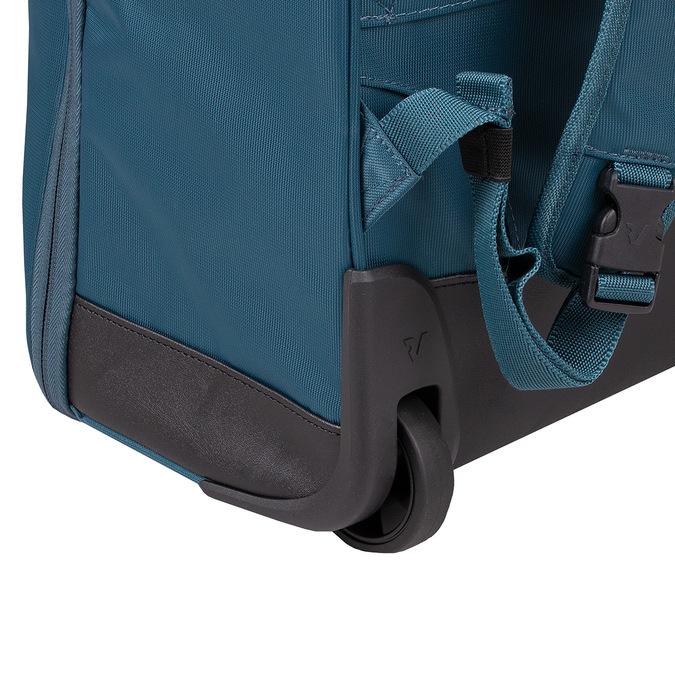 Batoh a kufřík v jednom roncato, modrá, 969-9724 - 16