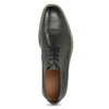 Pánské kožené Derby polobotky bata, černá, 826-2866 - 17