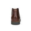 Pánské kožené hnědé Chukka Boots flexible, hnědá, 826-4972 - 15