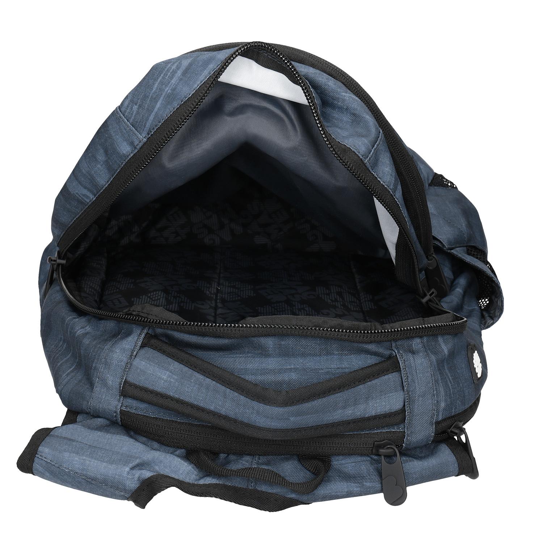 484b04638d7 Bagmaster Tmavě šedý školní batoh - Školní batohy