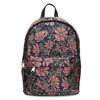 Batoh s květinovým vzorem bata, vícebarevné, 969-0703 - 26