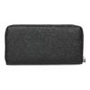 Černá dámská peněženka na zip bata, černá, 941-6223 - 16