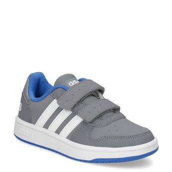 3012208 adidas, šedá, 301-2208 - 13