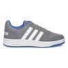 Šedé dětské ležérní tenisky adidas, šedá, 401-2337 - 19