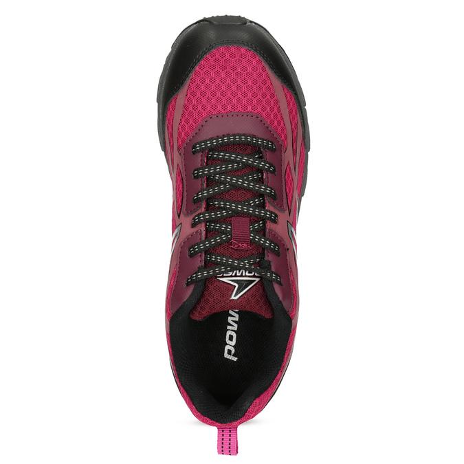 Dámské růžové sportovní tenisky power, růžová, 500-0102 - 17