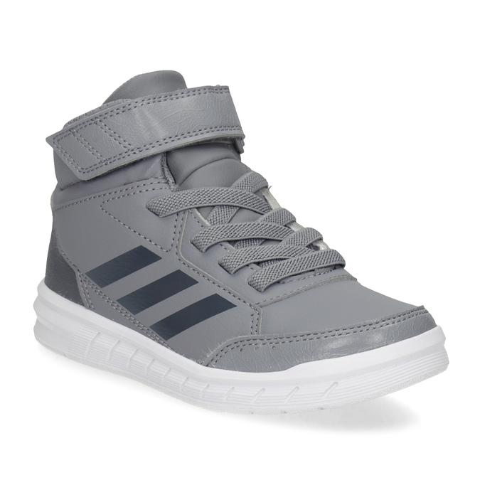 3374fae19bf Adidas Dětské šedé kotníčkové tenisky - Všechny dětské boty