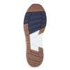 Pánské tenisky z broušené kůže new-balance, červená, 803-5171 - 18