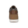 Pánské kotníčkové tenisky hnědé bata-red-label, hnědá, 841-3626 - 15