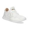 Bílé dámské tenisky se zlatými detaily le-coq-sportif, bílá, 509-1156 - 13