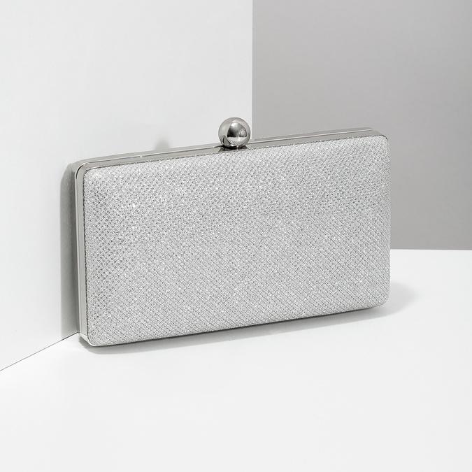 Stříbrné psaníčko pevného tvaru bata, stříbrná, 969-1702 - 17