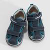 Modrá dětská zimní obuv se zateplením bubblegummers, modrá, 191-9616 - 16