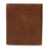 Hnědá kožená pánská peněženka bata, hnědá, 944-3217 - 16