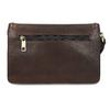 Kožená pánská taška do ruky bata, hnědá, 964-4315 - 16