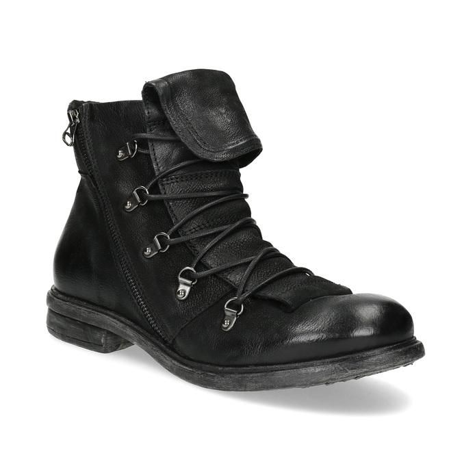 Baťa Kožená zimní pánská obuv - Urban Soldier  38e8ec8a1d0