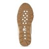 Kožená dětská zimní obuv s kožíškem sorel, hnědá, 393-3041 - 18