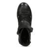 Kožená zimní pánská obuv bata, černá, 896-6744 - 17