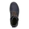 Tmavě modrá dámská kotníčková obuv weinbrenner, modrá, 596-2728 - 17