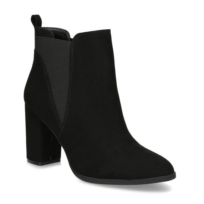 Kotníčková dámská obuv v Chelsea stylu bata-red-label, černá, 799-6629 - 13
