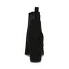 Kotníčková dámská obuv v Chelsea stylu bata-red-label, černá, 799-6629 - 15