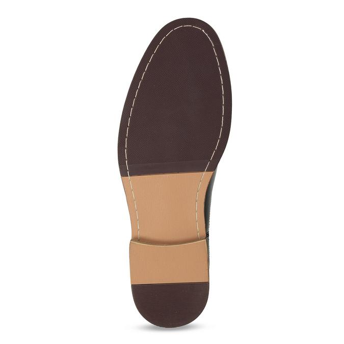 Černá pánská Chelsea obuv bata-red-label, černá, 821-6611 - 18