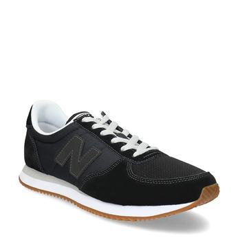 Pánské černé tenisky new-balance, černá, 803-6141 - 13