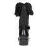 Dámské sněhule s kožíškem černé bata, černá, 592-6602 - 15