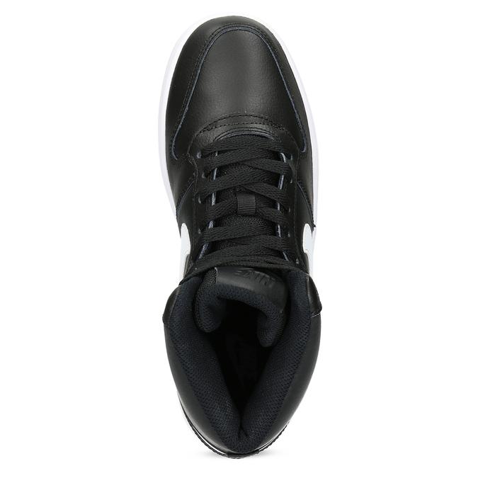 Dámské kotníčkové tenisky černé nike, černá, 501-6105 - 17