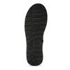 Dámské kožené černé kozačky bata, černá, 594-6684 - 18