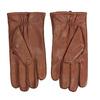 Pánské kožené rukavice hnědé bata, hnědá, 904-4143 - 16