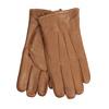 Pánské kožené rukavice světle hnědé bata, hnědá, 904-3143 - 13