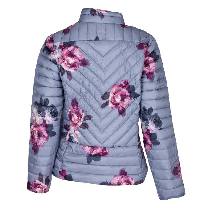 Prošívaná dámská bunda se vzorem joules, šedá, 979-2027 - 26