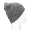 Pletená čepice s ohrnutým lemem bata, vícebarevné, 909-0490 - 16